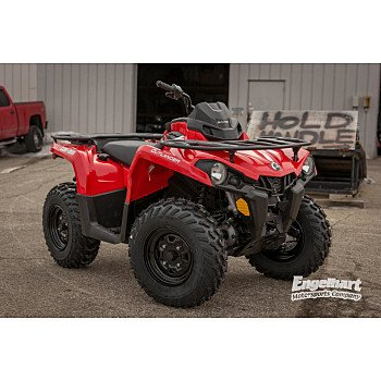 2019 Can-Am Outlander 570 DPS for sale 200694177