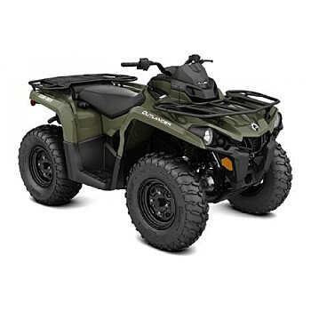 2019 Can-Am Outlander 570 DPS for sale 200716829