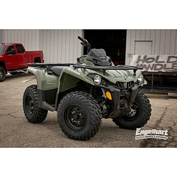 2019 Can-Am Outlander 570 DPS for sale 200698816