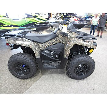 2019 Can-Am Outlander 570 DPS for sale 200703215