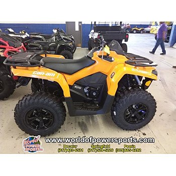 2019 Can-Am Outlander 570 DPS for sale 200711962