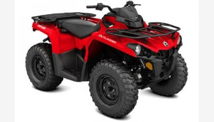 2019 Can-Am Outlander 570 DPS for sale 200713050
