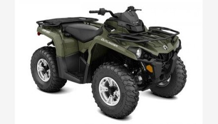 2019 Can-Am Outlander 570 DPS for sale 200719916