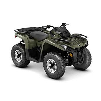 2019 Can-Am Outlander 570 DPS for sale 200722443