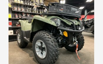 2019 Can-Am Outlander 570 DPS for sale 200732323