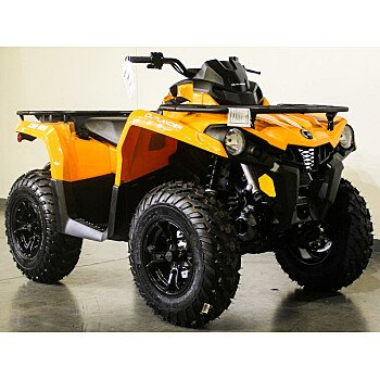 2019 Can-Am Outlander 570 DPS for sale 200735862