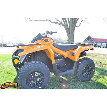 2019 Can-Am Outlander 570 for sale 200740093