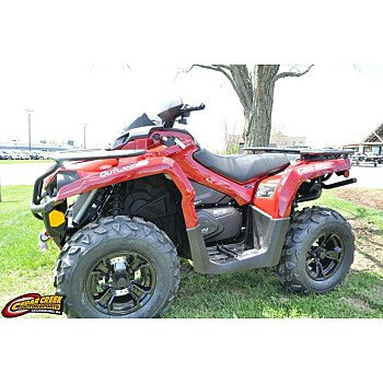 2019 Can-Am Outlander 570 for sale 200740094