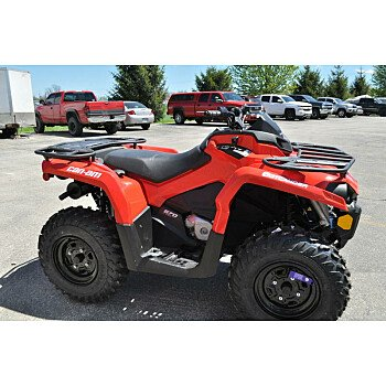 2019 Can-Am Outlander 570 for sale 200740175