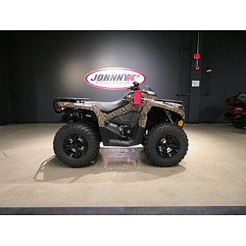 2019 Can-Am Outlander 570 DPS for sale 200757318