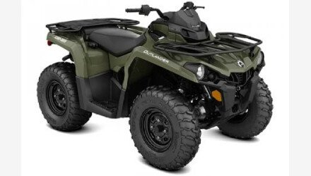 2019 Can-Am Outlander 570 DPS for sale 200762425
