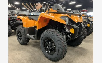 2019 Can-Am Outlander 570 DPS for sale 200764216
