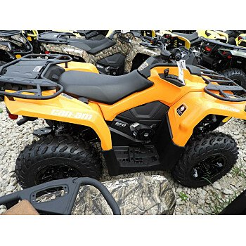 2019 Can-Am Outlander 570 DPS for sale 200764807