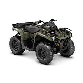 2019 Can-Am Outlander 570 DPS for sale 200772350