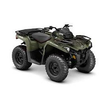 2019 Can-Am Outlander 570 DPS for sale 200772509