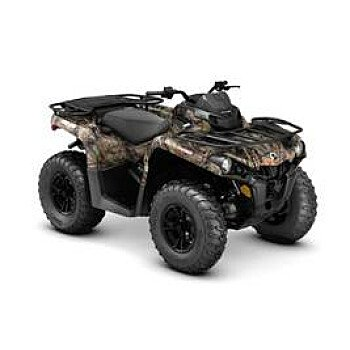 2019 Can-Am Outlander 570 DPS for sale 200776876