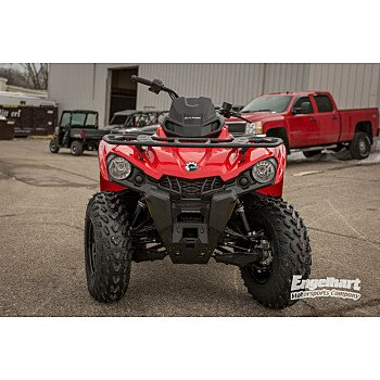 2019 Can-Am Outlander 570 DPS for sale 200784973