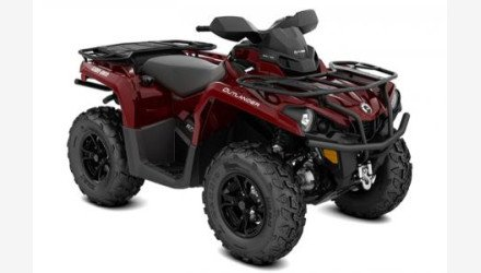 2019 Can-Am Outlander 570 for sale 200802580