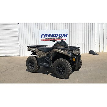 2019 Can-Am Outlander 570 DPS for sale 200828323