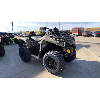 2019 Can-Am Outlander 570 DPS for sale 200832956