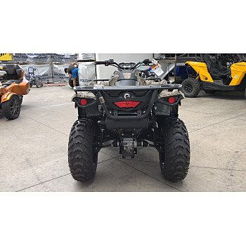 2019 Can-Am Outlander 570 DPS for sale 200832995
