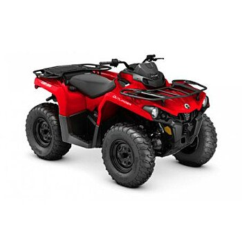 2019 Can-Am Outlander 570 DPS for sale 200851445