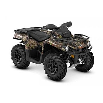 2019 Can-Am Outlander 570 DPS for sale 200866089