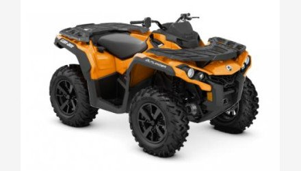 2019 Can-Am Outlander 570 DPS for sale 200866133