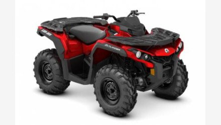2019 Can-Am Outlander 570 DPS for sale 200866166