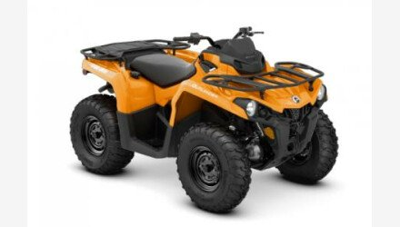 2019 Can-Am Outlander 570 DPS for sale 200866167