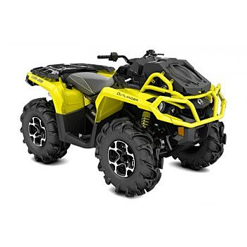 2019 Can-Am Outlander 650 X mr for sale 200621198