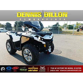 2019 Can-Am Outlander 650 North Edition for sale 200652539