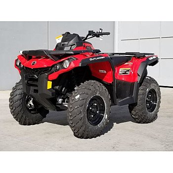 2019 Can-Am Outlander 650 DPS for sale 200656927
