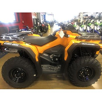 2019 Can-Am Outlander 650 for sale 200714246