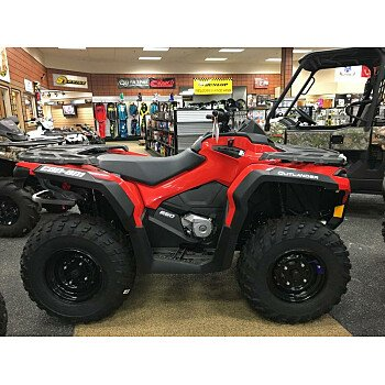 2019 Can-Am Outlander 650 DPS for sale 200690372