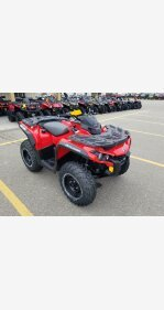 2019 Can-Am Outlander 650 DPS for sale 200716828