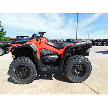 2019 Can-Am Outlander 650 DPS for sale 200731157
