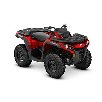 2019 Can-Am Outlander 650 DPS for sale 200764697