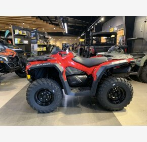 2019 Can-Am Outlander 650 DPS for sale 200812270