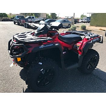 2019 Can-Am Outlander 850 XT-P for sale 200612982
