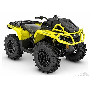 2019 Can-Am Outlander 850 X mr for sale 200686076