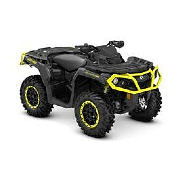 2019 Can-Am Outlander 850 XT-P for sale 200731098