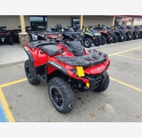2019 Can-Am Outlander 850 DPS for sale 200716781