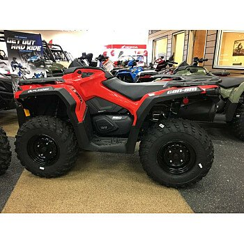 2019 Can-Am Outlander 850 DPS for sale 200737790