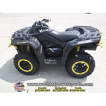 2019 Can-Am Outlander 850 XT-P for sale 200743030