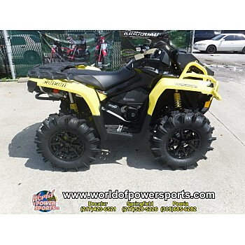2019 Can-Am Outlander 850 X MR for sale 200764409