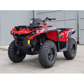 2019 Can-Am Outlander 850 DPS for sale 200774919