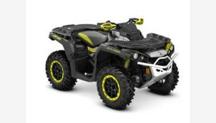 2019 Can-Am Outlander MAX 1000R X xc for sale 200695304
