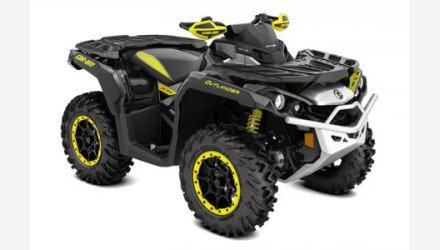 2019 Can-Am Outlander MAX 1000R X xc for sale 200707029