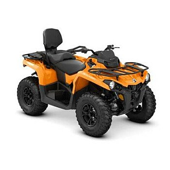 2019 Can-Am Outlander MAX 450 for sale 200696955